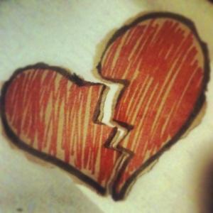 creativity and a broken heart
